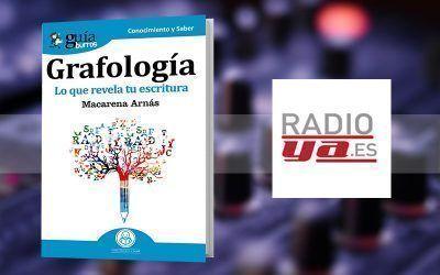 Macarena Arnás ha hablado de su libro y de la técnica de la grafología en 'Colaborum'